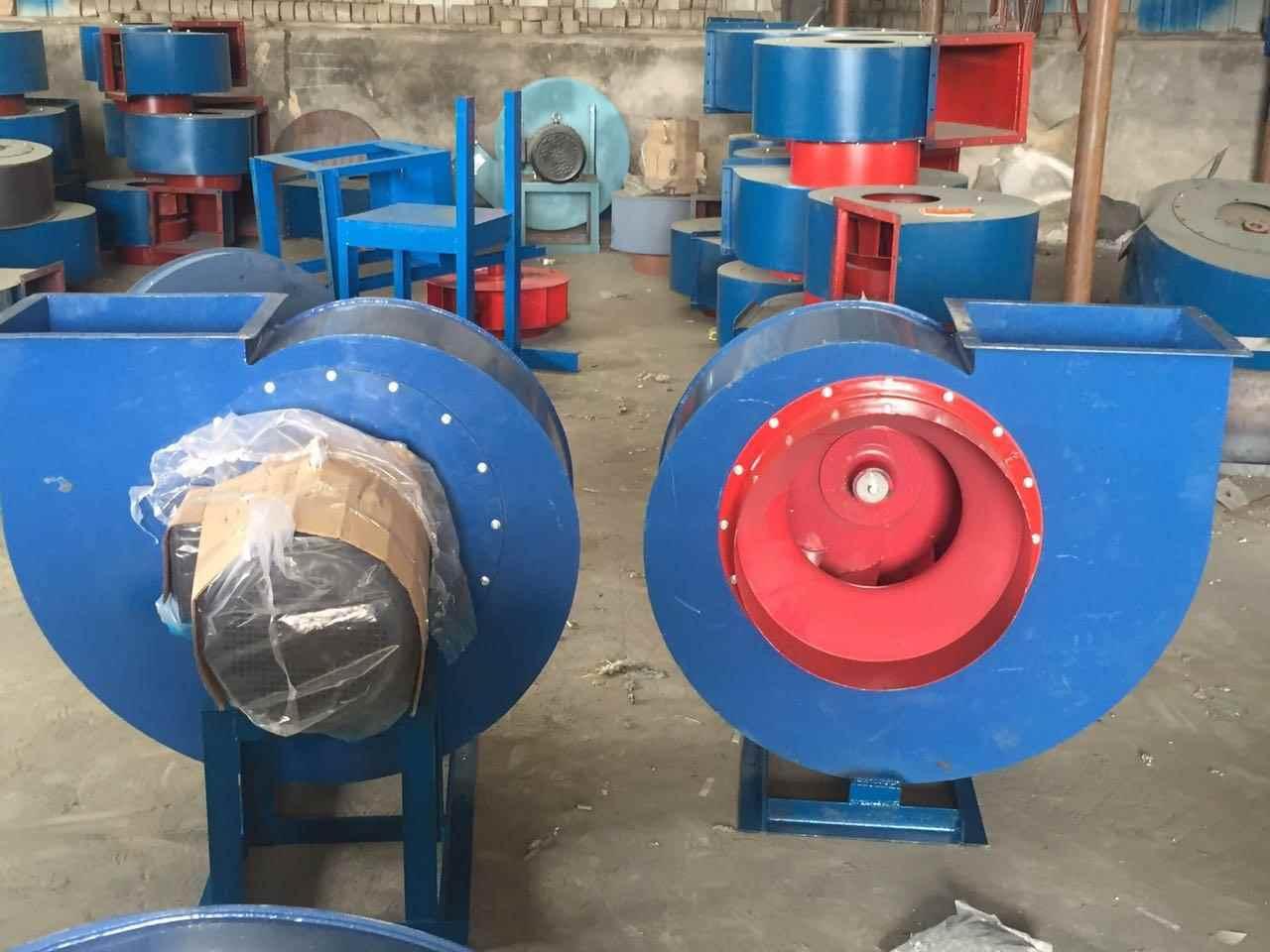 电炉除尘器专用离心通风机图片