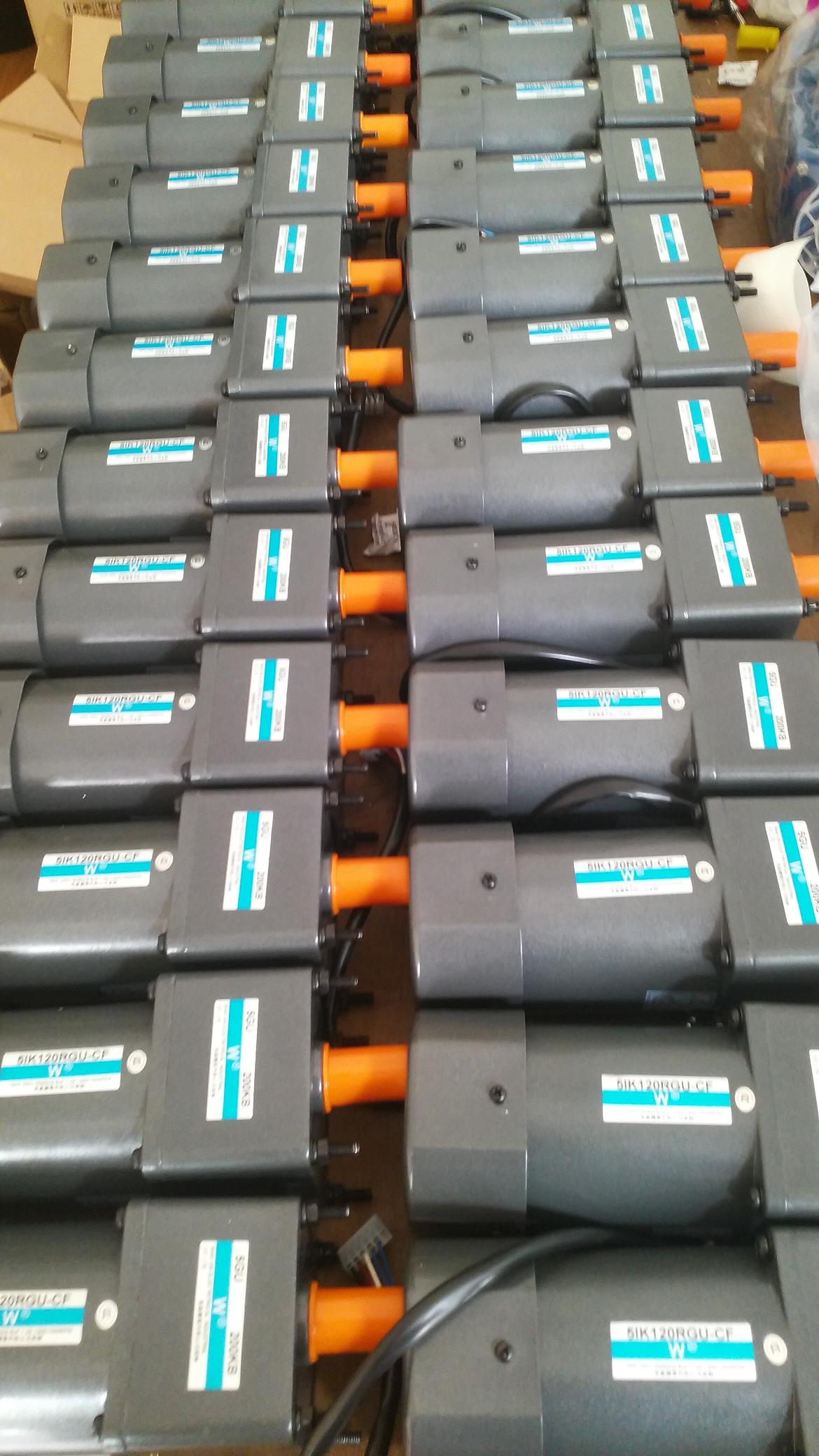 供应方形180W/220V微型调速电机小型输送提升机用