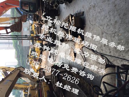 安化县小松挖掘机维修厂家地址-**原因讲解