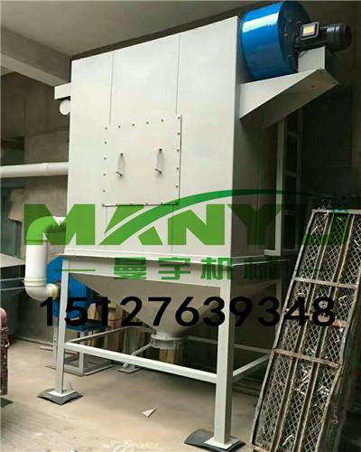 浙江杭州临安砖厂布袋除尘器现货供应