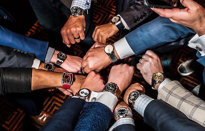 哈尔滨豪度手表把脱落怎么维修