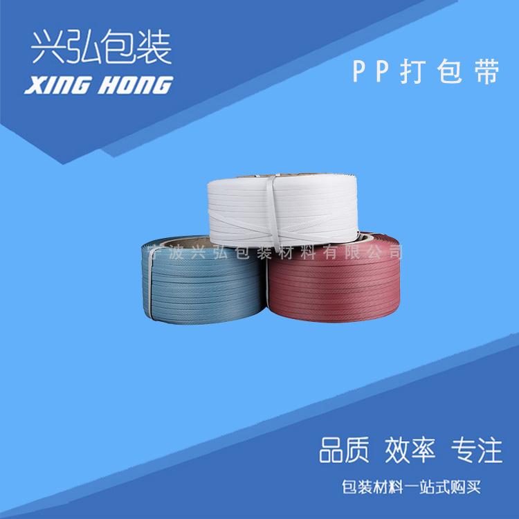 宁波厂家直销新型环保打包带 新料打包带 机用打包带