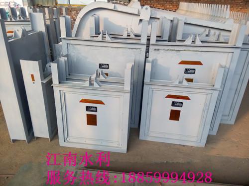 河南PZM-2×2米钢制闸门厂家价格