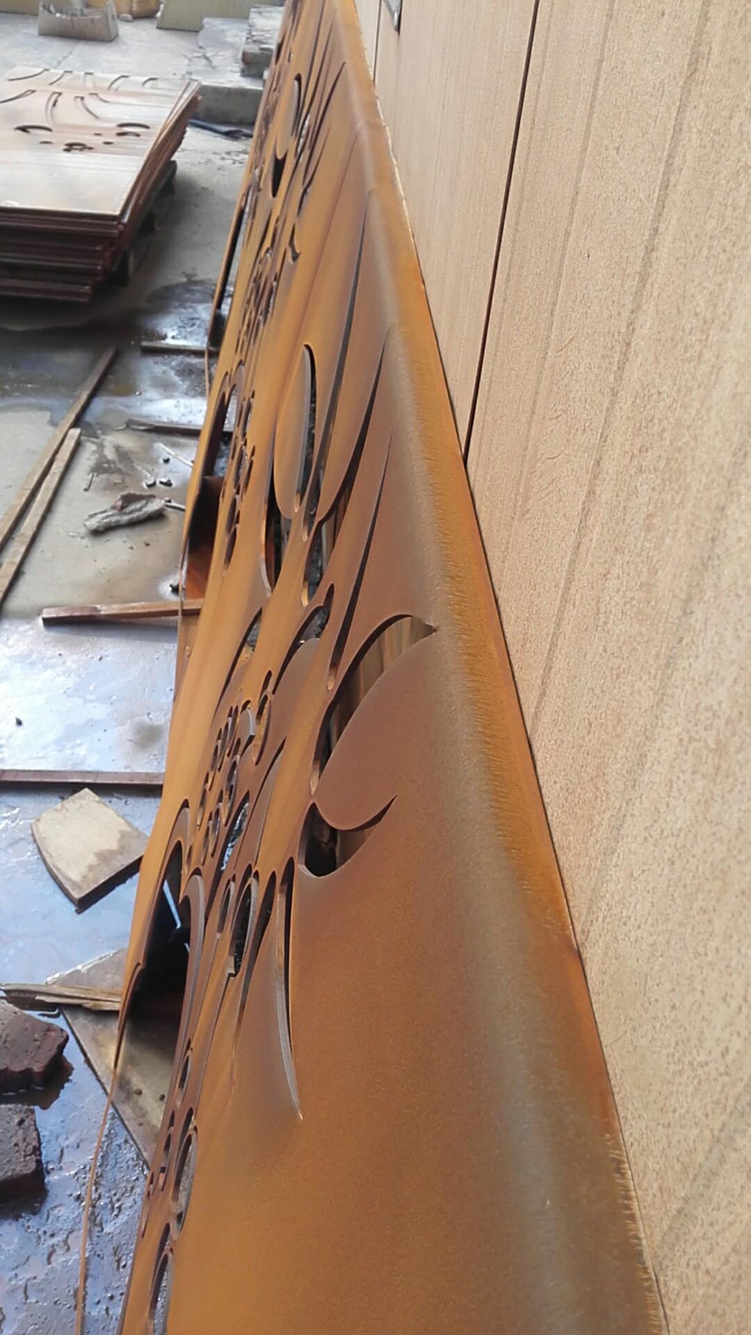 现货供应Q345NQR2铁道货车专用耐大气腐蚀钢