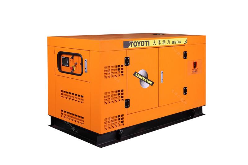 30kw40kw进口发电机30kw2017全新