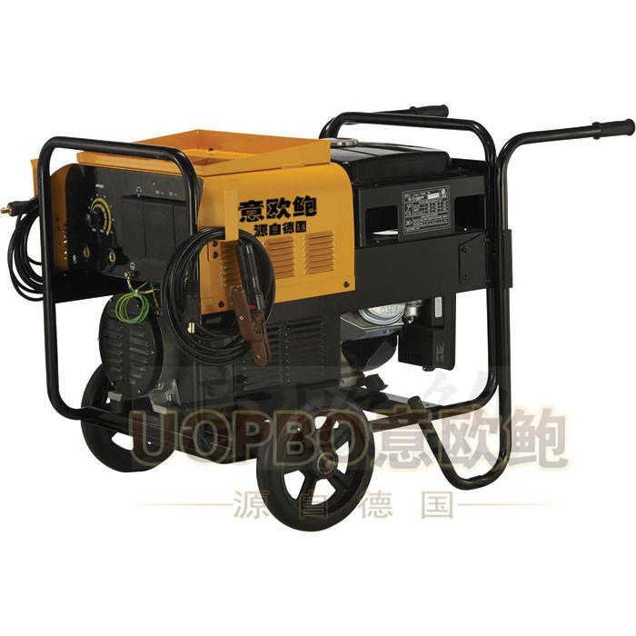 管道焊接350A电焊发电多功能机工厂价