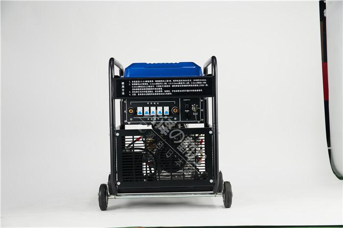 进口190A柴油发电电焊一体机参数