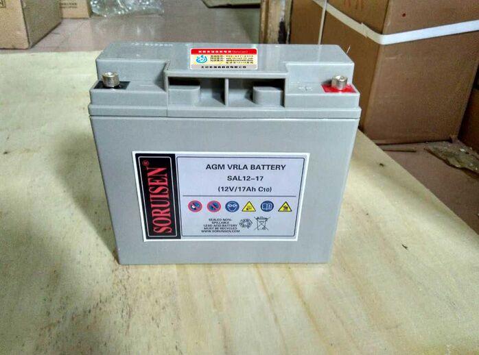 索润森SORENSEN蓄电池SAL12-75参数、品质及报价
