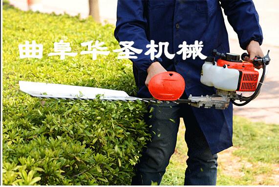 安顺两冲程手持绿篱机 无级变速新型绿篱修剪机
