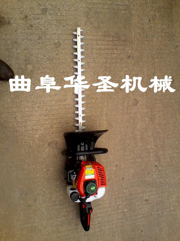 钦州两冲程手持绿篱机 无级变速一机多用修剪机