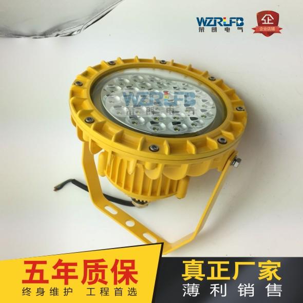 无锡日化厂专用防爆灯,40WLED防爆泛光灯厂家推荐