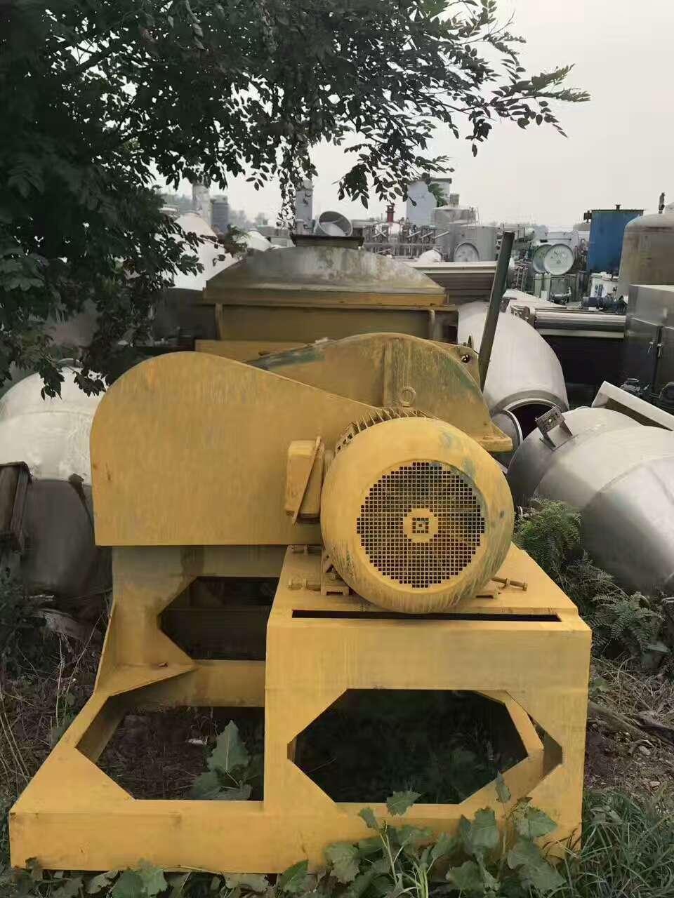 福建二手空心桨叶干燥机回收