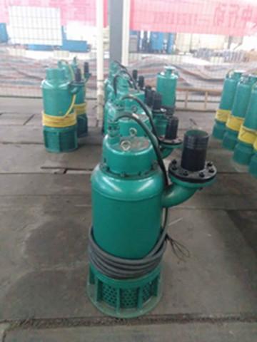BQS40-80/2-22/N矿用防爆排沙泵规格型号 图片
