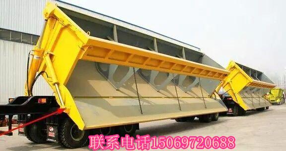 招远三线六桥平板载重120吨价格