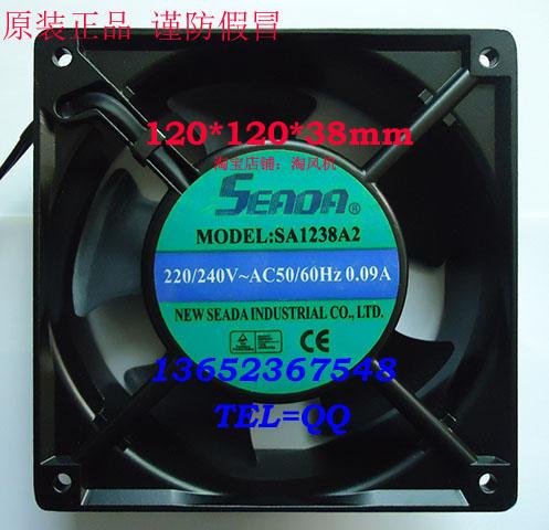 台湾SEADA立德轴流风机SA1238A2  激光控制设备散热风扇