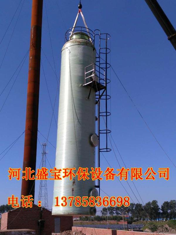 六安砖厂脱硫塔空气治理帮手
