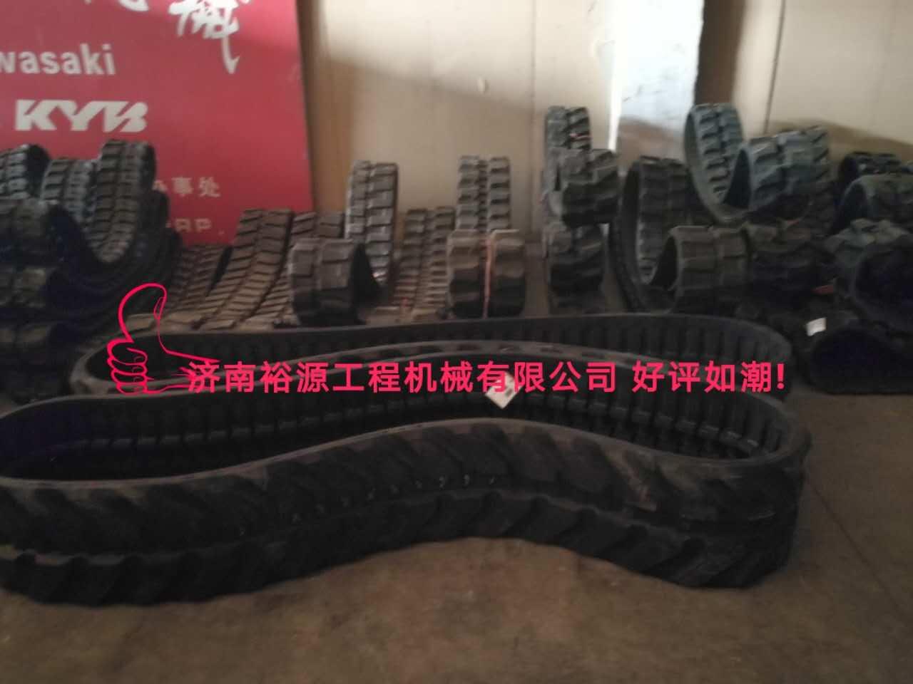 开沟机橡胶履带价格 开沟机橡胶履带厂家 开沟机橡胶履带图片