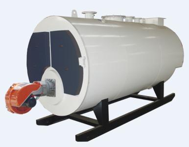 燃气锅炉性能安全稳定,燃烧效果好