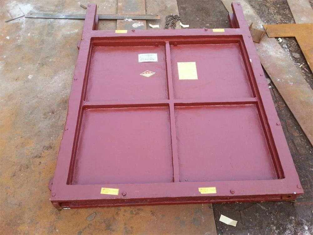 东阳机门一体铸铁闸门厂家免费提供图纸
