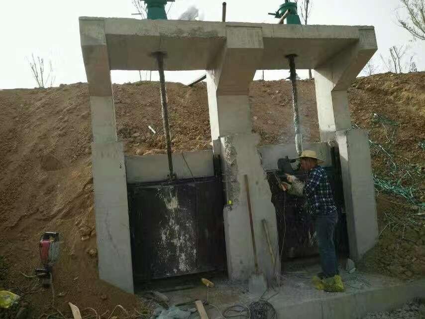 铜川组装式铸铁闸门价格