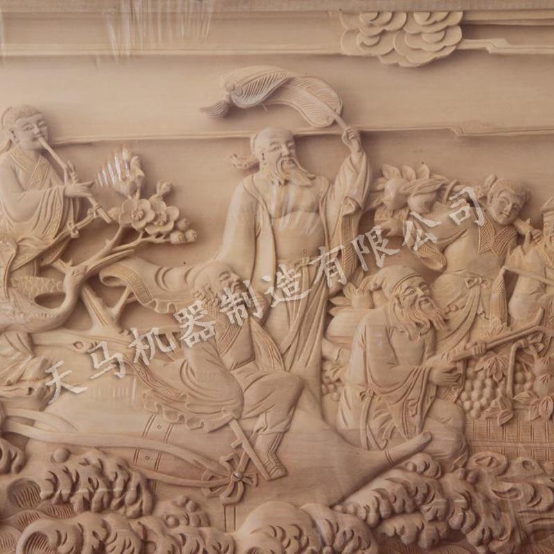 石膏板切割雕刻花纹用什么样的机器
