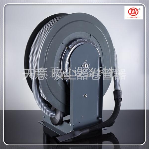 汽修设备  吸尘器卷管器  绕管器  波纹管   自动伸缩