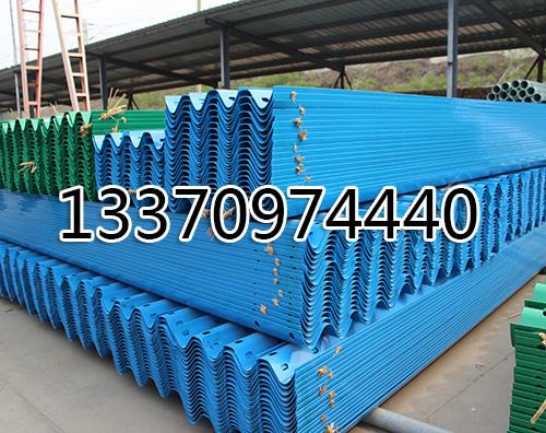 波形鍍鋅護欄板批發 高速波形梁鋼護欄供應