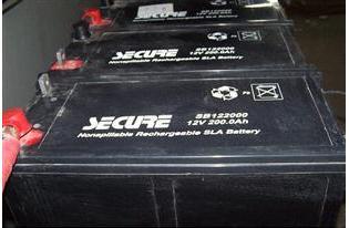 SECURE蓄电池SB12650/12V65AH经销商