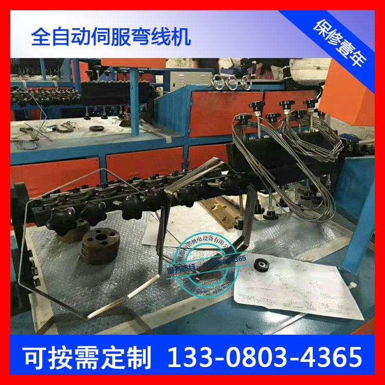 温州钢线折弯机一台多少钱