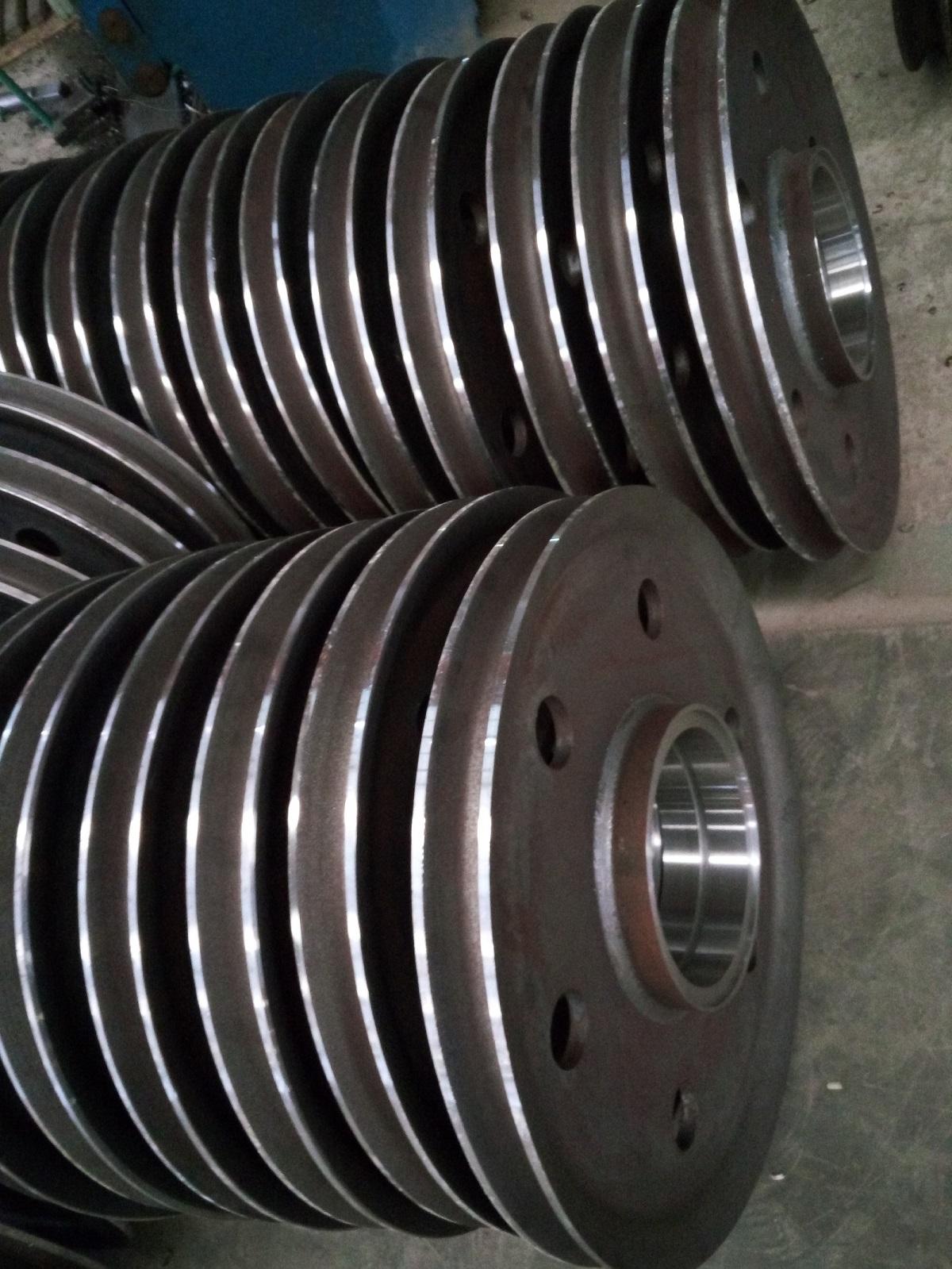 卫华 Ф465mm铸钢滑轮