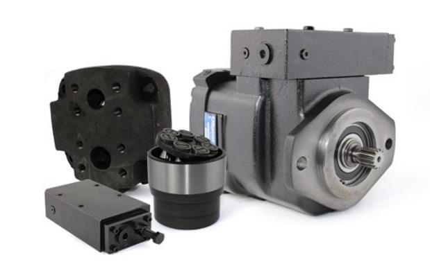 Hitachi日立裝載機配件LX150-2C 泵AT139444