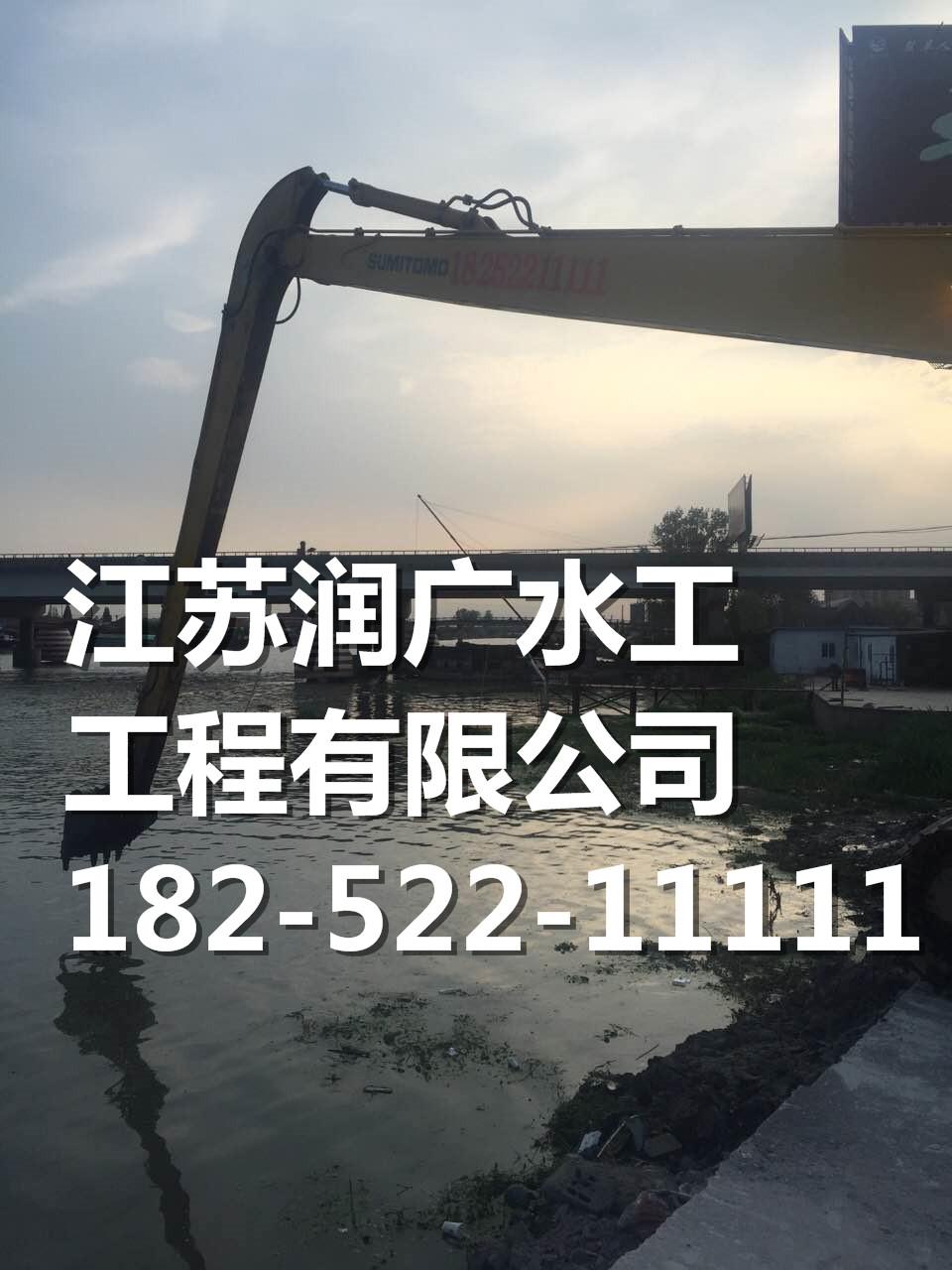 成都人工湖清淤公司诚信单位