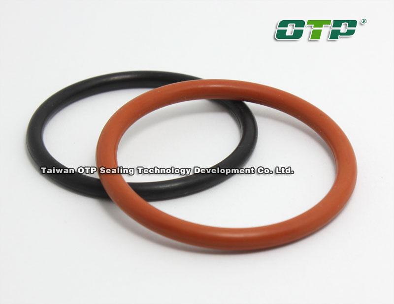黑色三元乙丙橡胶O型圈
