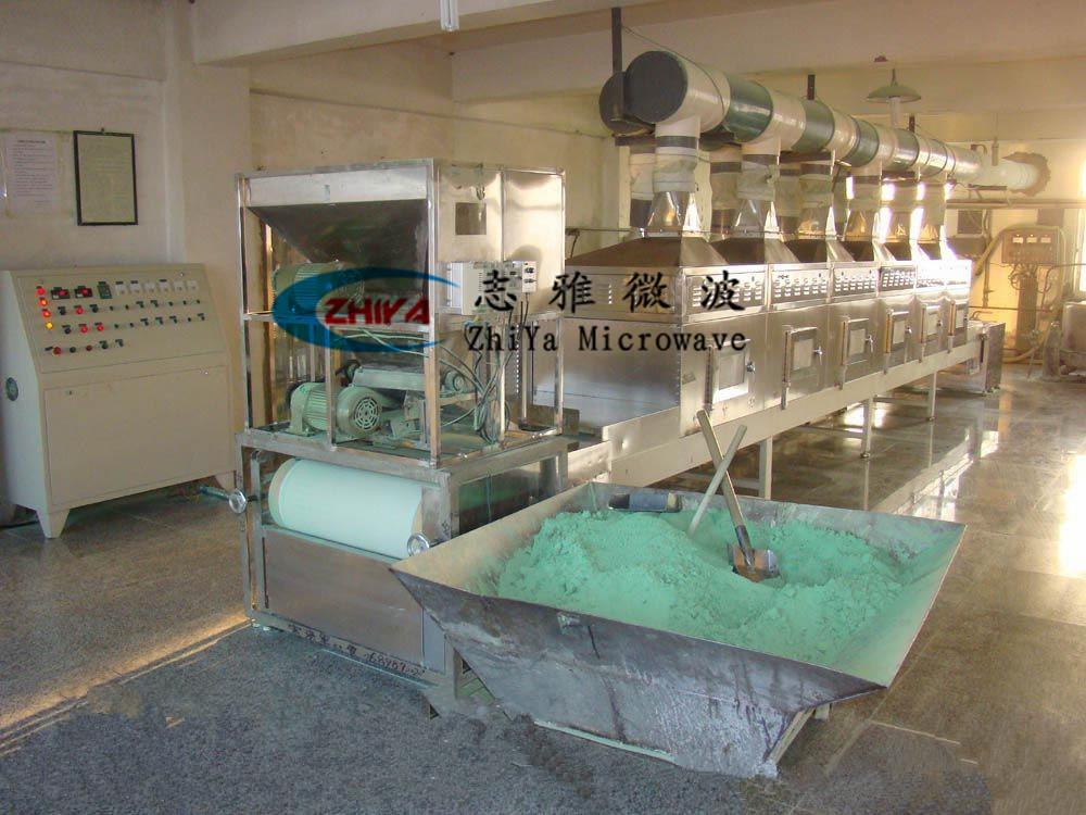 广东广州微波化工原料烘干设备质量怎么样