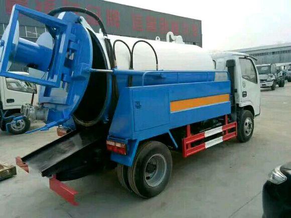 贵州省挂桶钩臂式摆臂式垃圾车厂家价格15269092266