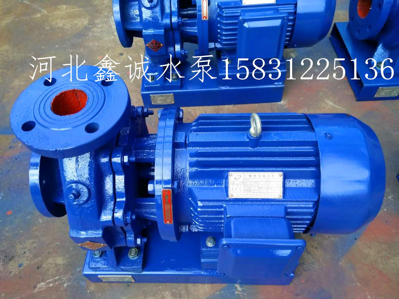 河南省平顶山市采暖管道泵选型