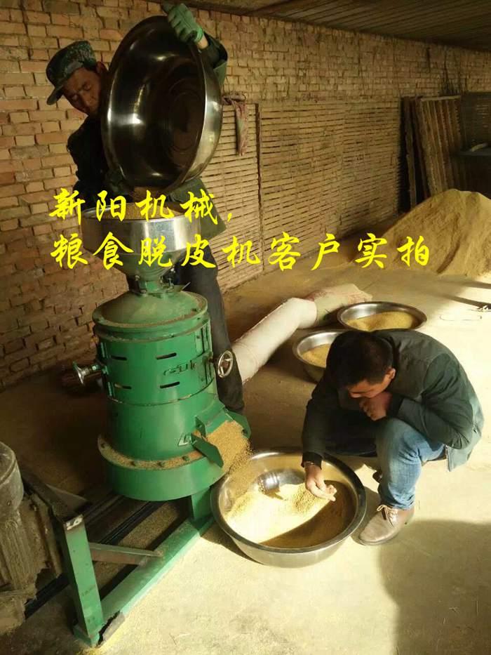 杭州  稻谷碾米脱皮机 水稻碾米脱皮机