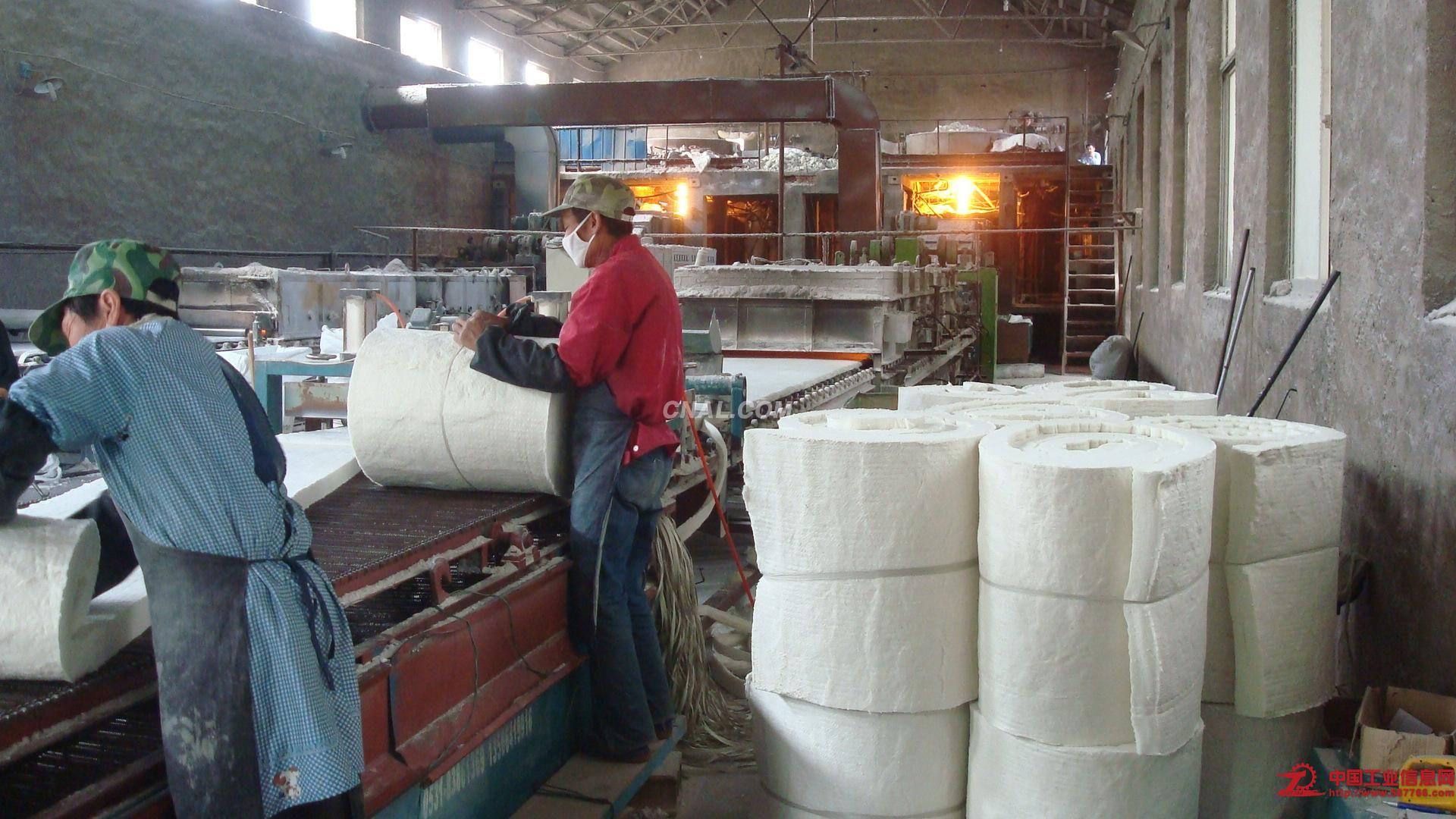厂家直销云南硅酸铝纤维毯