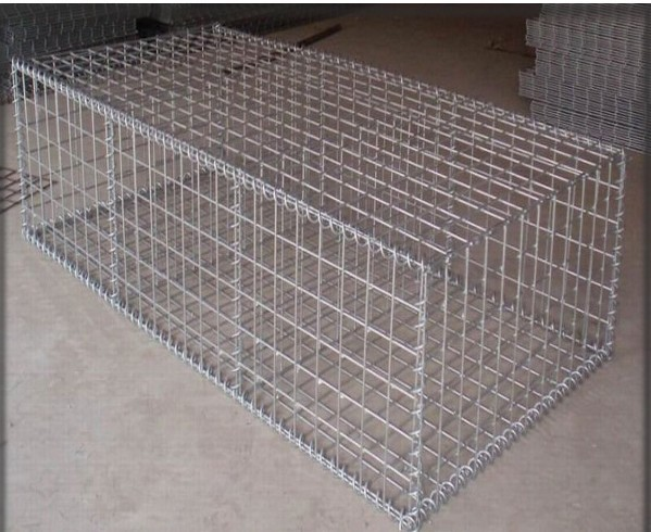 電焊石籠網 公園綠化 電焊石籠網擋墻 防爆墻