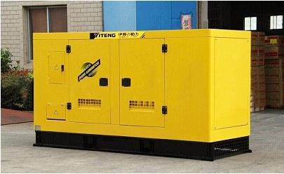 上海伊藤120千瓦柴油发电机组