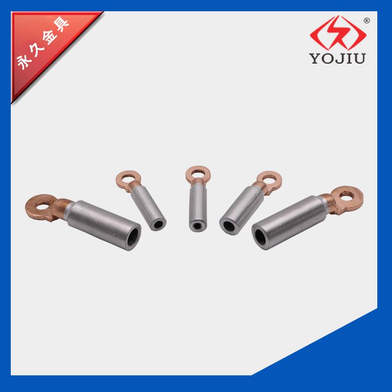 铝合金铜铝接线端子DTL-2-10平方,出口型接线端子厂家直销