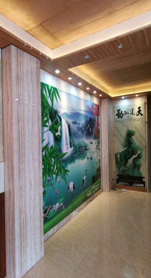 3D电视背景墙定制 惠州电视背景墙价格 惠州电视背景墙定制