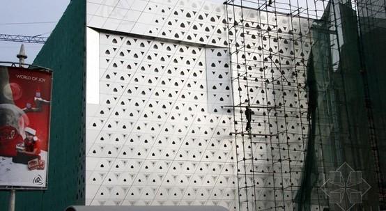 太原镂空铝单板厂家直销