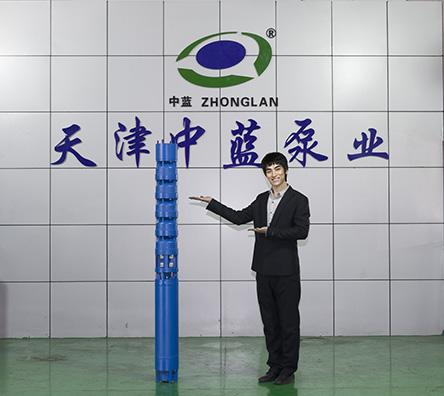 天津QJ泵_深井泵_深井潜水泵制造商