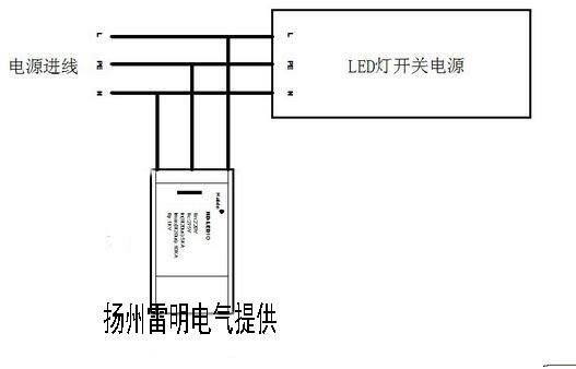 T1Iimp15KA/4P浪涌保护器的作用