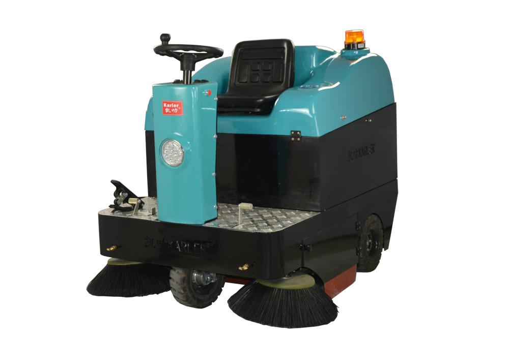 电动扫地车KL-1400   温州工厂灰尘清扫机