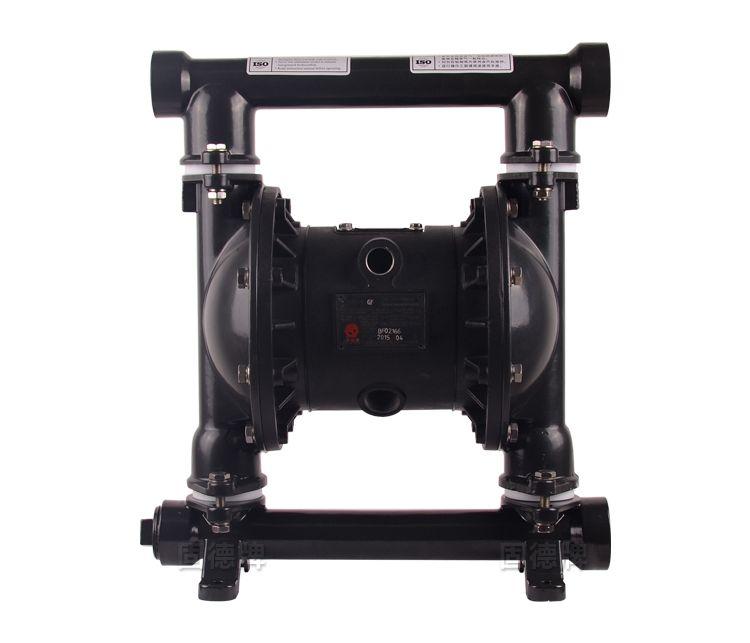 上海边锋 固德牌 QBY3-40铸钢型气动隔膜泵