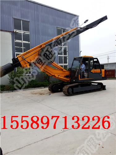 旋挖鉆機價格 建筑基礎打樁機 大孔徑打樁鉆機山東廠家