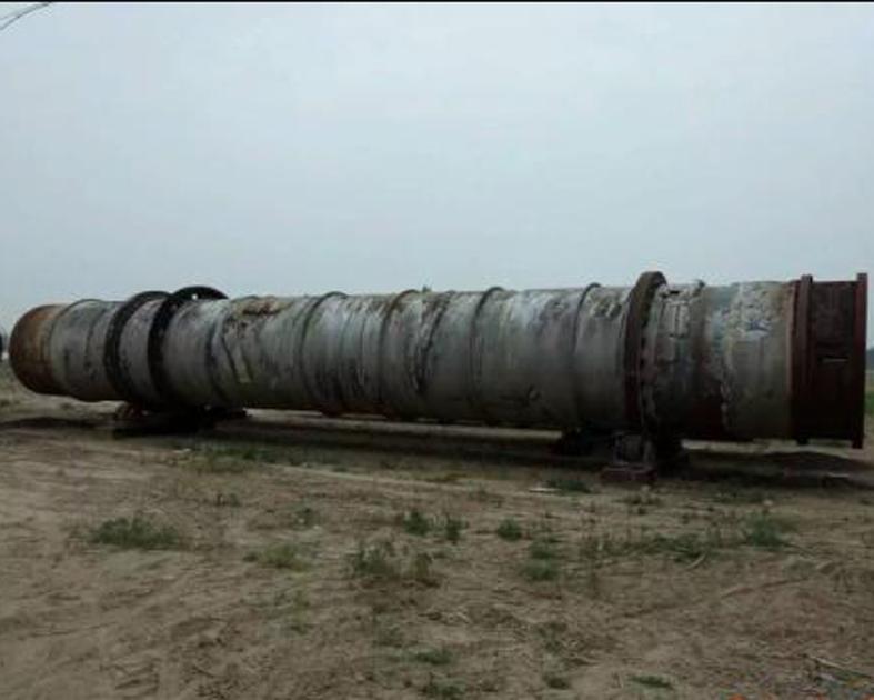 长期供应二手滚筒烘干机.1.2米乘12米.配套齐全13