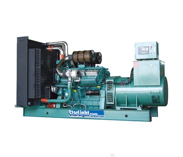 罗甸县可靠、性比价低的通柴柴油发电机由江苏星光发电设备有限公司批发